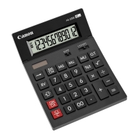 Canon kalkulačka AS-2200