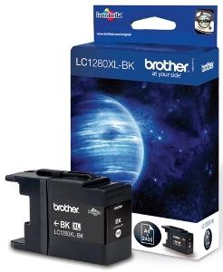 LC-1280XLBk (ink. černý, 2400 str. @ 5%)
