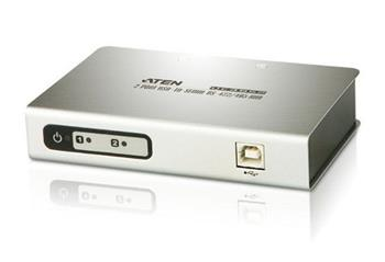 ATEN Konvertor USB - 2x Serial RS-422/485