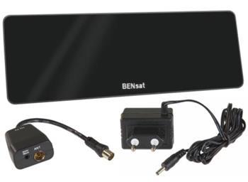 Emos anténa EM-101N - pokojová anténa pro DVB-T/T2, aktivní, LTE filtr,