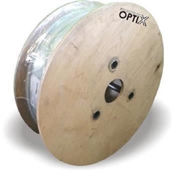 FTP kabel OPTIX (drát) cat.6, PVC 4páry, 305m