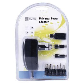 Emos napájecí zdroj pulzní MW3IP25GS, 3-12 V / 2.25 A max., micro/mini/USB