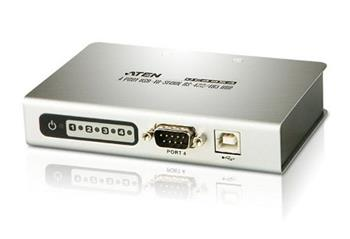 ATEN Konvertor USB - 4x Serial RS-422/485