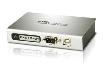 ATEN Konvertor USB - 4x RS232