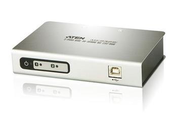 ATEN Konvertor USB - 2x RS232