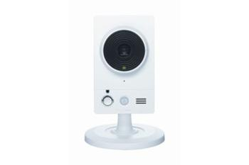 D-Link Securicam Full HD 2 Megapixel Cube Network Camera, PoE, H.264, MJPEG, MPEG-4, 3GP