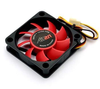 AIREN FAN RedWings60HH (60x60x25mm, 17,5dBA) 3pin 12V
