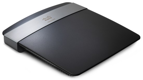 Linksys E2500-EE Advanced Dual Band WiFi-N Router 4x 100Mbit