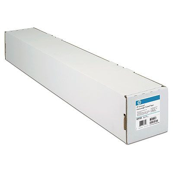 HP C6020B Coated Paper-914 mm x 45.7 m (36 in x 150 ft), 24 lb, 90 g/m2