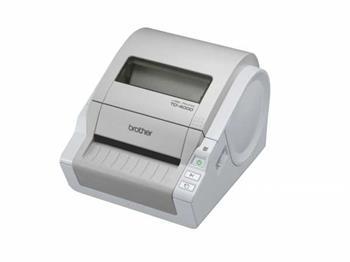 Brother TD-4000 (tiskárna štítků, 300 dpi, max šířka 105,6 mm)