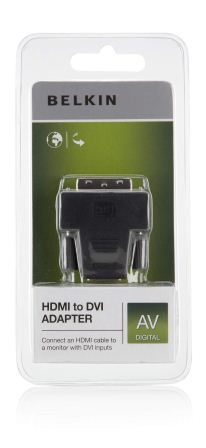 Belkin adapter HDMI/DVI
