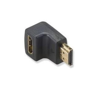 Belkin adapter HDMI M/F, pravoúhlý