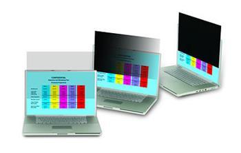 3M Černý privátní filtr na notebook 13.3' Widescreen (PF133W1B)