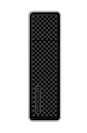 Transcend 8GB JetFlash 780, USB 3.0 flash disk, černo/šedý, vysokorychlostní, Čtení: 100 MB/s, Zápis: 20 MByte/s