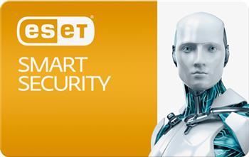 ESET Smart Security 3 PC + 1-ročný update - elektronická licencia