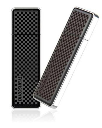 Transcend 16GB JetFlash 780, USB 3.0 flash disk, černo/šedý, vysokorychlostní, Čtení 140 MB/s, Zápis 40 MByte/s