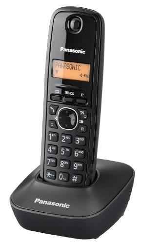 Panasonic KX-TG1611FXH, bezdrát. telefon