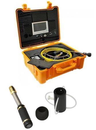 CEL-TEC PipeCam 30 Profi - inspekční kamera, SD/SDHC, LCD 7
