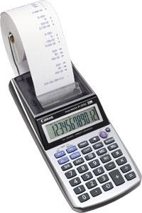 Canon kalkulačka P 1-DTSC CP + AD-11 CP EURO