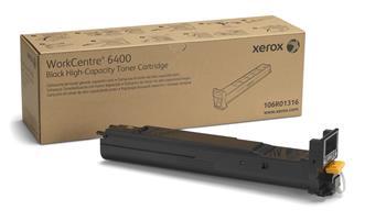 Xerox Toner Black pro WC 6400 (12.000str)