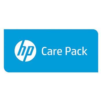 HP 3-letá záruka s vracením do servisního střediska pro ProBook 4xx