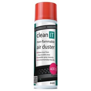 CLEAN IT Stlačený vzduch 400ml, NEHOŘLAVÝ