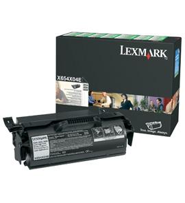 X654, X656, X658 Extra High Yield Return Programme Print Cartridge for Label Applications (36K)