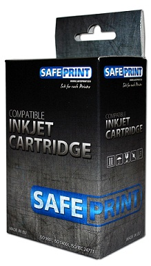 SAFEPRINT inkoust Brother LC-980M XL/LC-1100M XL | Magenta | 12ml