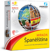 LANGMaster Španělština MIRADA - kurz