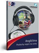 Angličtina - Poslechy nejen na cesty
