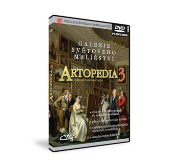 TS Artopedia 3 - Galerie světového malířství