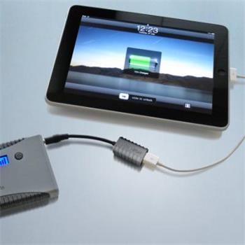 Napájecí redukce gorilla-pad connector pro iPad,Galaxy Tab (Powergorilla, Solargorilla, Minigorilla)