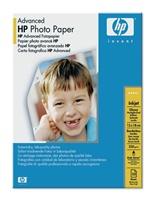 HP Q8696A Advanced Photo Paper, Gloss, 13x18cm, 25ks, 250g/m2