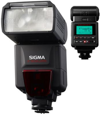 Sigma blesk EF-610 DG SUPER EO-ETTL CANON