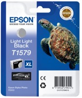 EPSON cartridge T1579 light light black (želva)