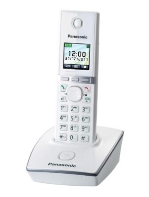 Panasonic KX-TG8051FXW, bezdrát. telefon
