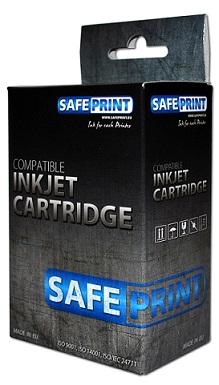 SAFEPRINT inkoust Brother LC-980C XL/LC-1100C XL | Cyan | 12ml