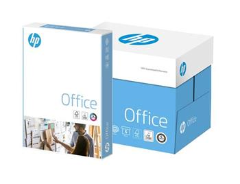 HP OFFICE PAPER B+ - A4, 80g/m2, 1x500listů