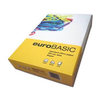 !! AKCE !! EUROBASIC A4, 80g/m2, 1x500listů