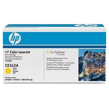 HP CE262A Toner 648A pro CLJ CP4025/4525, (11 000str), Yellow