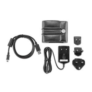 Cestovná sada - prenosné púzdro, AC adaptér, mini USB kábel