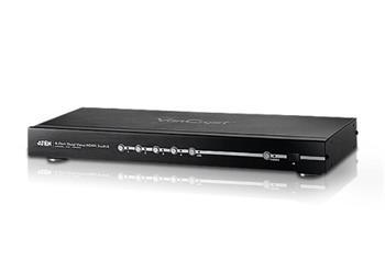 ATEN VS-482 4-portový Dual View HDMI přepínač, RS-232, extra audio