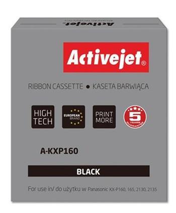 ActiveJet barvící páska KX-P160 pro Panasonic KX-P2130