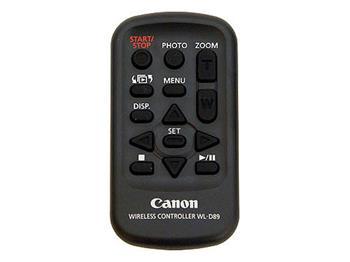 Canon WL-D89 - dálkové ovládání pro HFG, HFS, HFM, XA