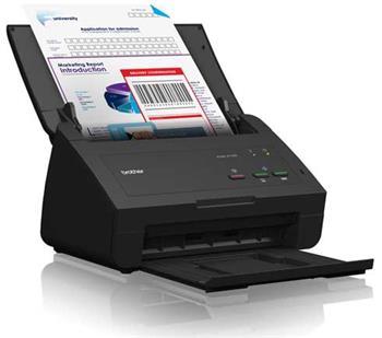 Brother ADS-2100 vysokorychlostní oboustranný skener dokumentů