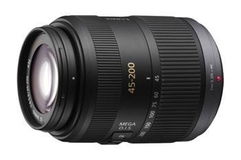 Panasonic H-FS045200E - LUMIX G VARIO 45-200mm/F4.0-5.6 MEGA OIS