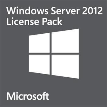 OEM Windows Server CAL 2012 CZ 1 User CAL