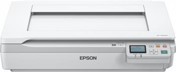 EPSON skener WorkForce DS-5500N - A4/1200x1200dpi/Net