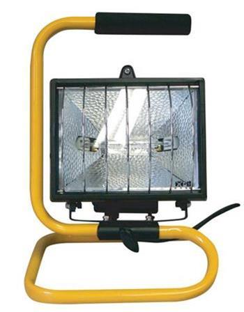 Emos Reflektor 500W přenosný s držákem, IP44