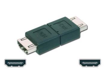Digitus HDMI A spojka, samice/samice, černá